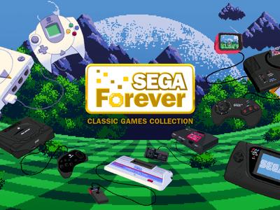 SEGA Forever es la nueva colección que trae sus clásicos más famosos a iOS y Android ¡totalmente gratis!