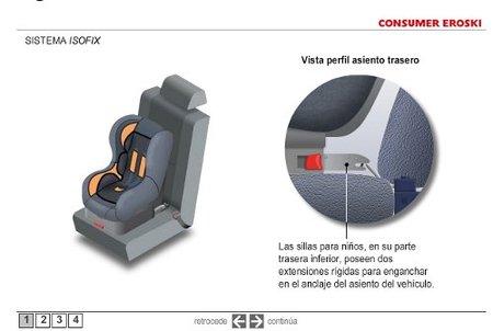 El sistema Isofix: presentación explicativa