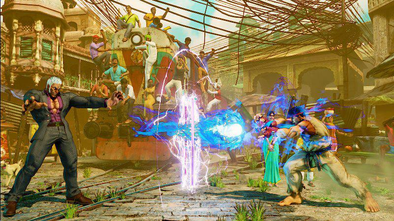 Foto de Street Fighter V (3/12)