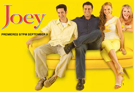 Joey se estrena en Fox TV