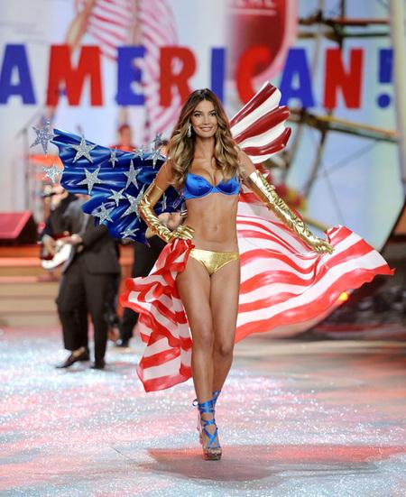 desfile de Victoria's Secret 2012