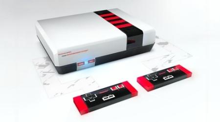 Rediseñando la NES