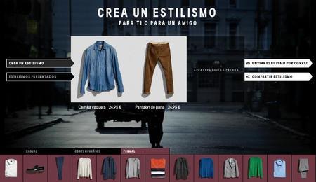 Crea un estilo en H&M Otoño 2012