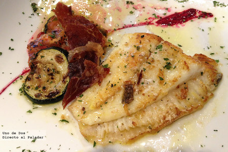 Restaurante El Embarcadero. Comer de lujo en Getxo
