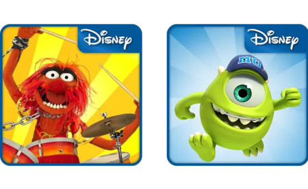 Disney lanza My Muppets Show, Monsters Inc. Run y la demo de Where's My Mickey? para Android