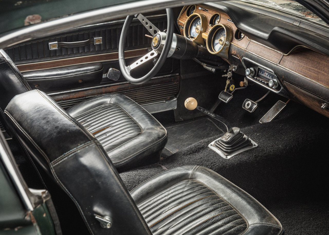 Foto de Ford Mustang Bullitt 1968 (11/13)