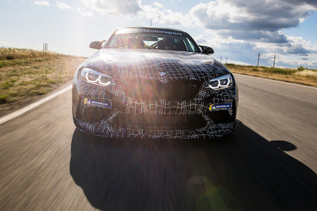 BMW M2 Competition BMW Motorsport