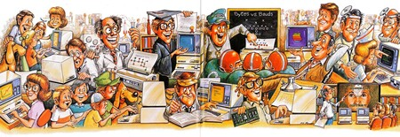Wwdc 1983 La Primera Conferencia De Desarrolladores Applesfera 04