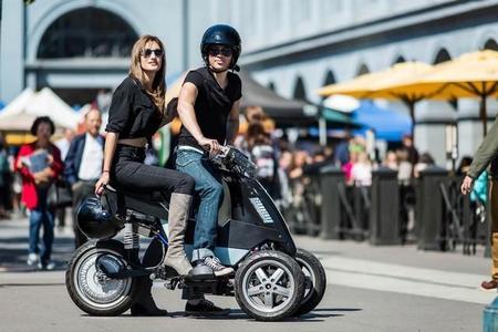 Sway Motorsports, el triciclo eléctrico para divertirse conduciendo, presentado en el CES 2014 y a la venta en 2015
