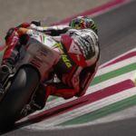 La lluvia y el viento trastoca el test de Moto2 y Moto3 en Mugello