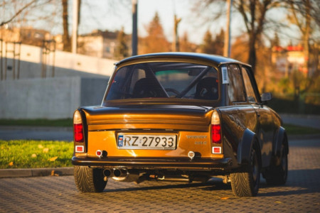 Trabant Turbo Motorpasion 20