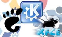 Instalar varios entornos de escritorio en Ubuntu: Gnome, KDE y XFCE