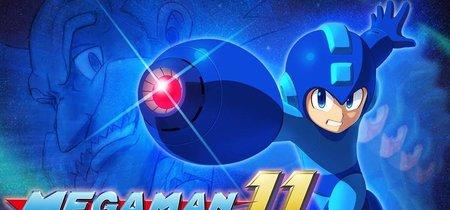Mega Man 11: Después de 7 años el clásico de Capcom regresa en 2018 a Xbox One, PS4, Switch y PC