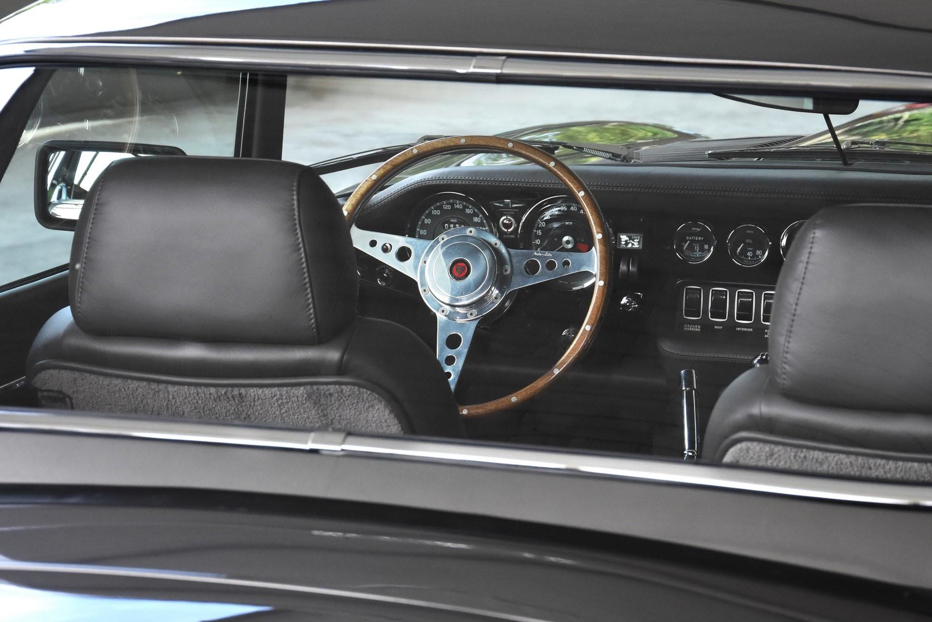 Foto de Jaguar E-Type 1974 restomod (14/20)