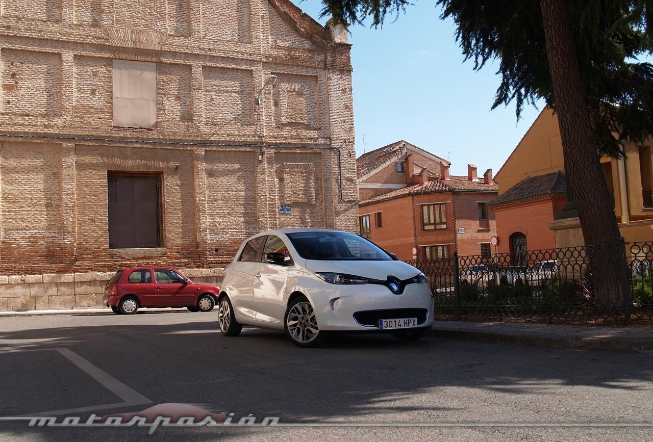 Foto de Reto de autonomía eléctrica en un Renault ZOE (7/18)