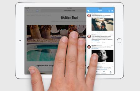 El iPad acaba de ascender de liga: multitarea real y apps a pantalla dividida