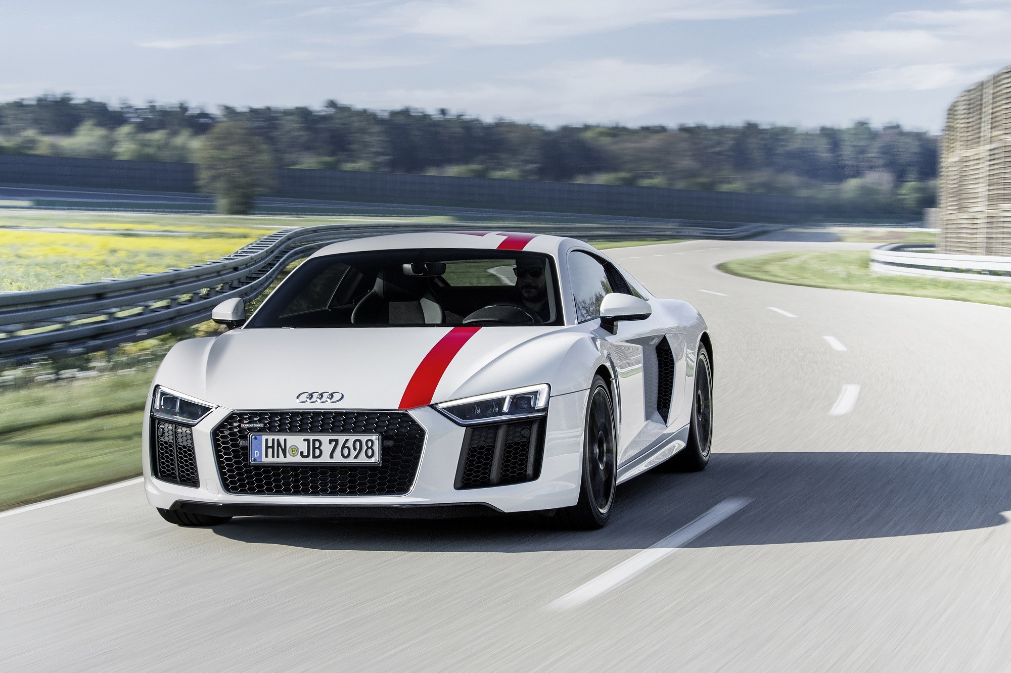 Foto de Audi R8 RWS (13/16)