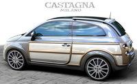 Modelos Castagna Milano para el Salón de Ginebra