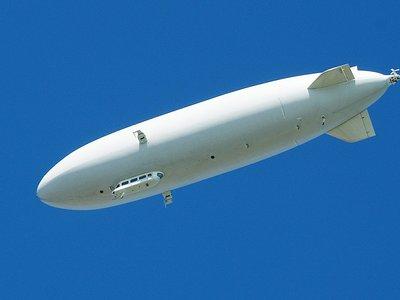La próxima bodega de Amazon estaría en los cielos y sería similar a un dirigible
