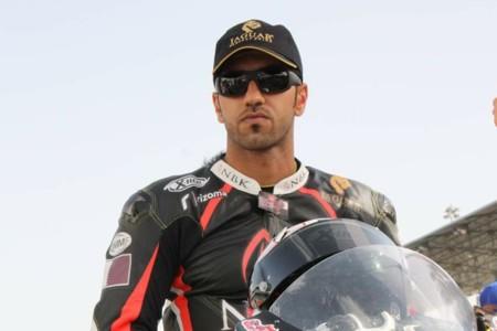 Los petrodólares siguen comprando asientos. La segunda plaza del Team Pedercini Racing será para un desconocido Saeed Al Sulaiti