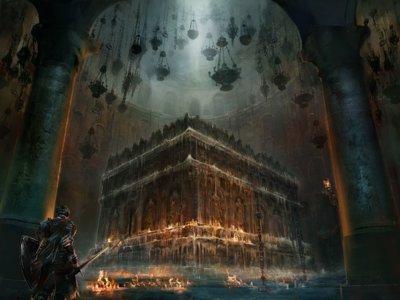 La intro cinemática de Dark Souls III es lo más bruto que vamos a ver hoy