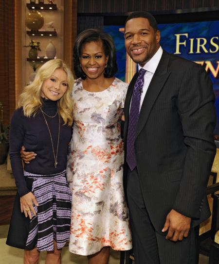Michelle Obama diseñadores