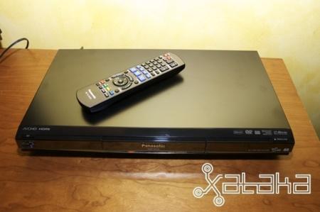 Blu-Ray Panasonic DMP-BD55, lo hemos probado