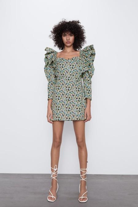 vestido margaritas