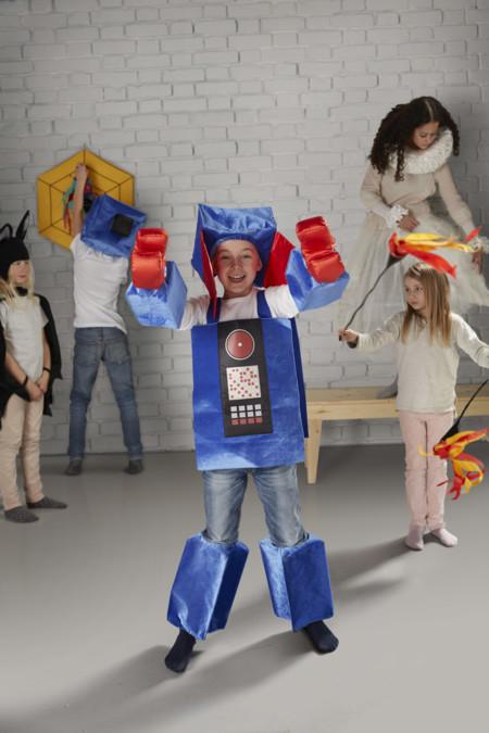 Ikea Lattjo 2015 Nino Disfraz Robot Poliester Ph127244 Lowres