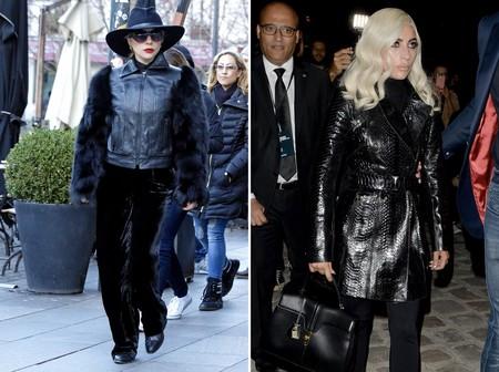 Lady Gaga Negro
