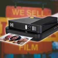 Kodak Smile Classic, nueva cámara de aspecto retro pero con la última tecnología en foto instantánea