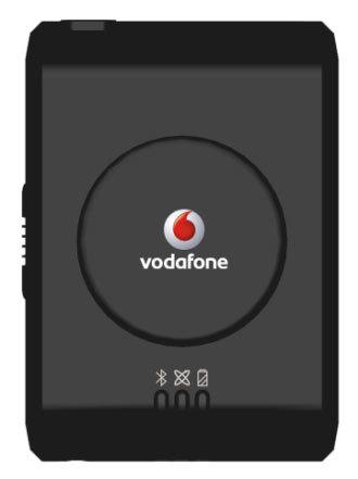 Vodafone Navigator, navegador GPS para Blackberry