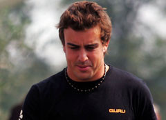 Alonso tendrá su propia curva en el Circuit de Valencia