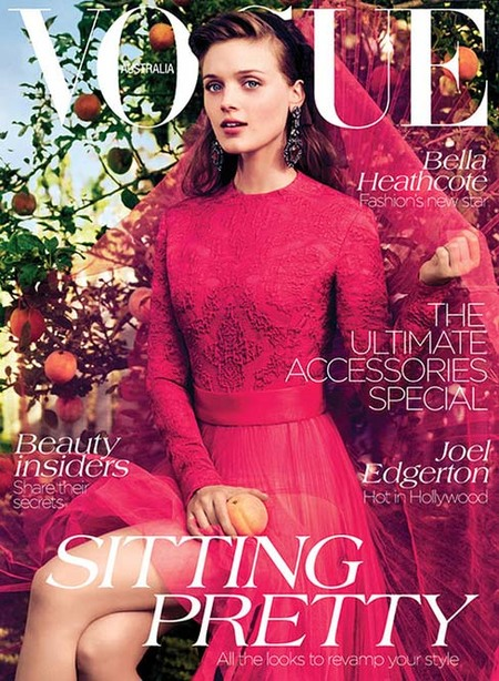 Llegan por fin The September Issue: Vogue Australia