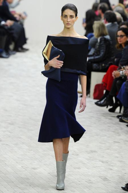 Céline Otoño-Invierno 2013/2014: cuando el minimalismo reformula los 90
