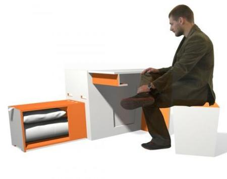 escritorio portátil isis design