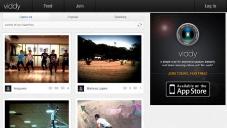 Viddy crece en 20 millones de usuarios durante un mes