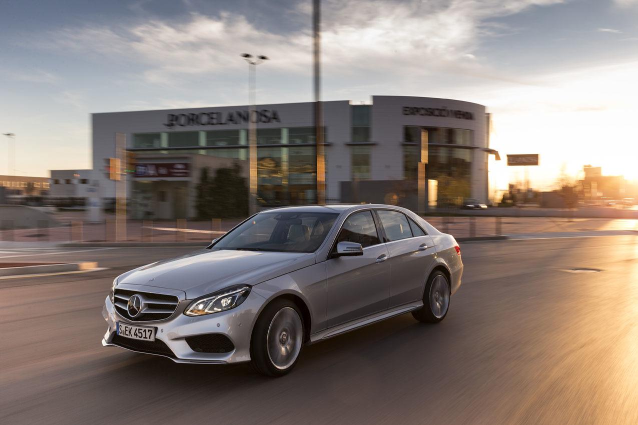 Foto de Mercedes-Benz Clase E 2013 (presentación) (40/48)