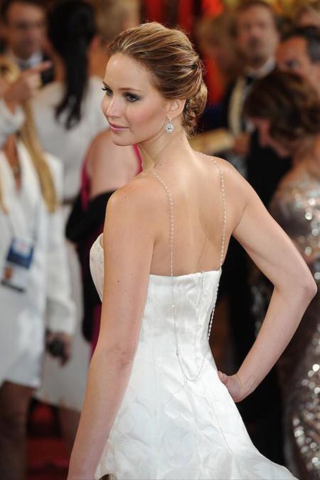Los mejores looks de Jennifer Lawrence, la actriz más rentable del año 2014 según Forbes