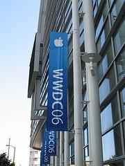 [WWDC'06] Todo listo para el seguimiento de la keynote