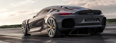 Así de alucinante es la arquitectura híbrida enchufable del Koenigsegg Gemera: 1.724 CV, 3.500 Nm y pegatina CERO