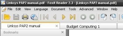 Foxit Reader 2.3