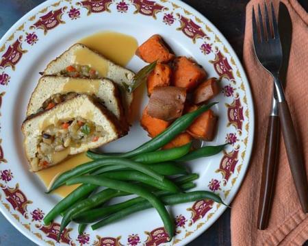 Tofurky: pavo vegetariano para el banquete navideño