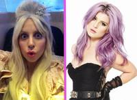 Kelly Osbourne quiere que Lady Gaga le coma una cosilla rica, rica