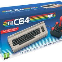 ¡El mítico Commodore 64 regresa! Pero en formato mini para subirse a la moda retro iniciada por Nintendo