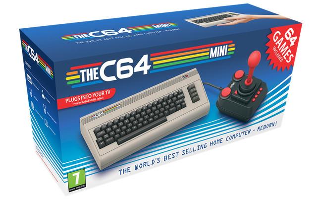 The C64 Mini 3