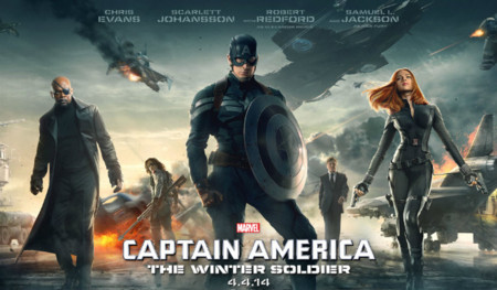 Cómic en cine: 'Capitán América: El soldado de invierno', de Anthony y Joe Russo
