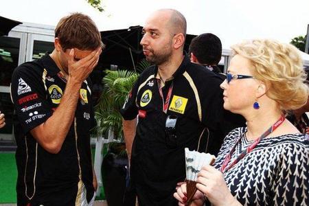 Oksana Kossatchenko quiere que se comience a preparar cuanto antes el Gran Premio de Rusia
