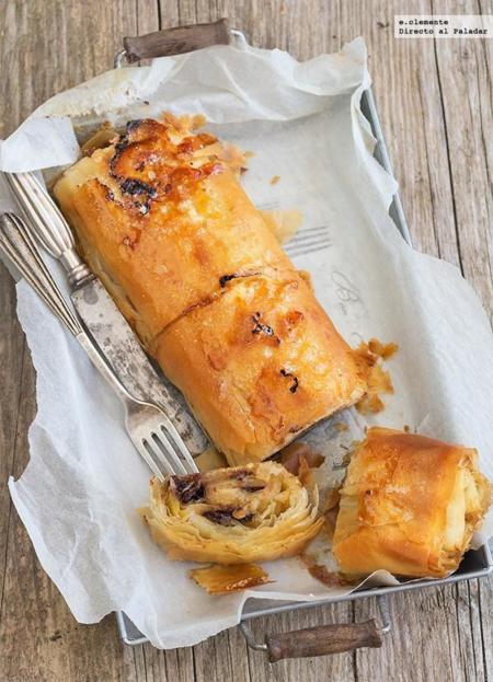 Paseo por la gastronomía de la red: diez recetas con manzana