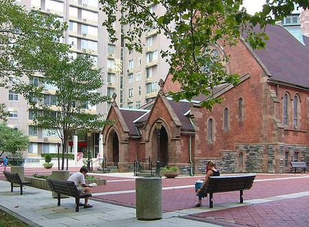 Roosevelt Island 1889 Chapel